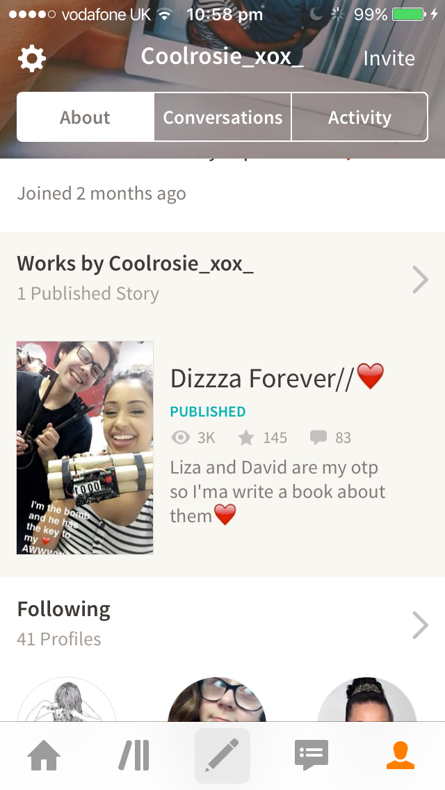 Also thank you so much for 3K reads!! ❤️❤️