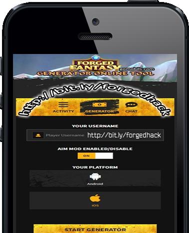 Forged Fantasy Hack Gems Generator - Generate 15000 Free Gems