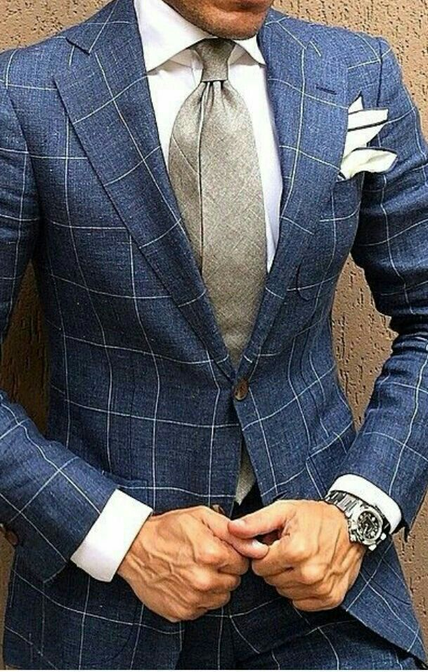 The picture of his suit is given below