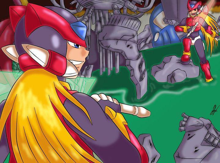 mega man zero 3 the final battle chapter 10 the horrific truth