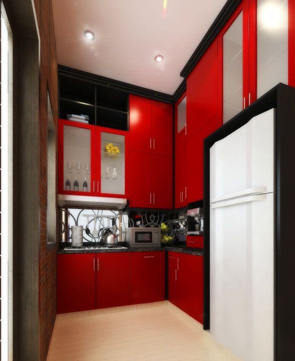 Jasa Desain 3d Render Malang Diskon Besar Kitchen Set
