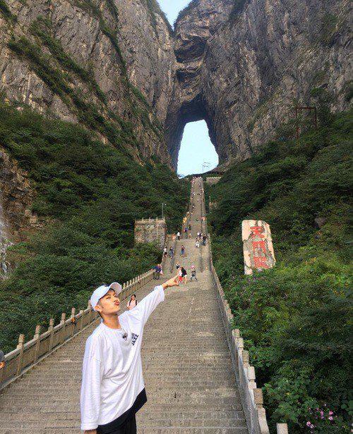 °Le encantaría llevarte a muchos lugares increíble en sus tiempos libres, y no me refiero a parques de diversiones o al Río Han