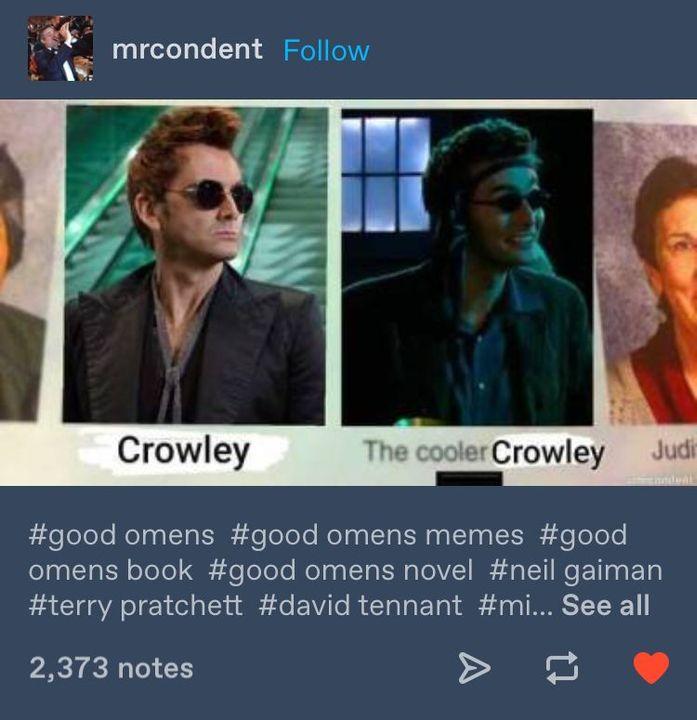 Good Omens Memes Thirty Seven Wattpad