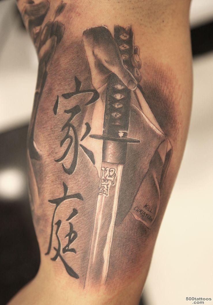 Significations De Tatouages Symboles 2 Katana Sabre Wattpad