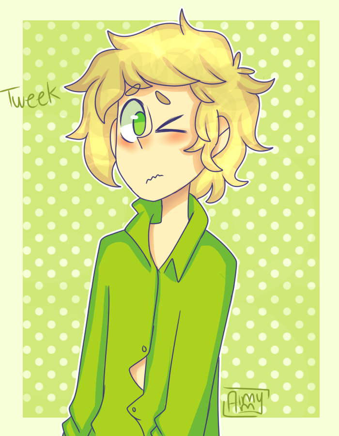 South Park Oneshots - Tweek Tweak x Male!Reader 'Clumsiness and