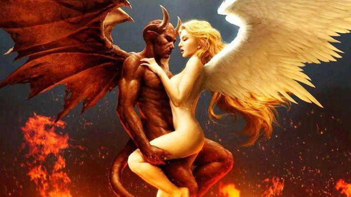 Angeli e demoni - Angeli e Demoni,un amore impossibile - Wattpad