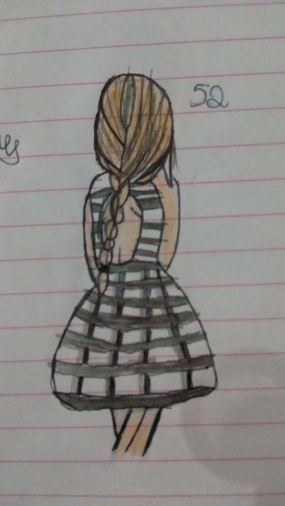 Imagens De Desenhos De Pessoas Tumblr Mmod