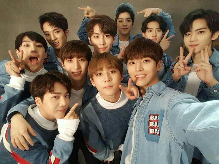 Hasil gambar untuk pentagon boyband korea