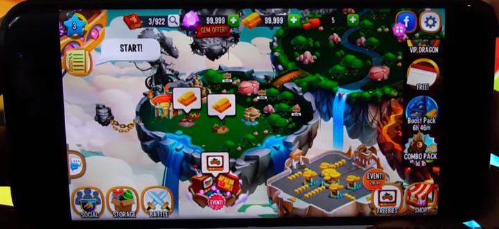 dragon city hack ios and android