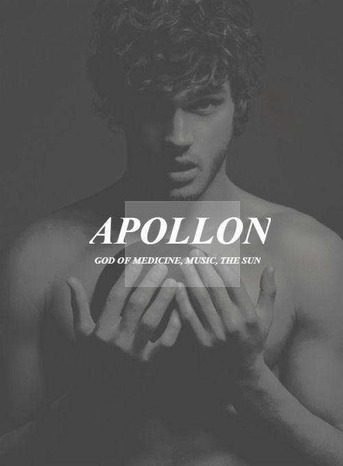 Apolo es hijo de Zeus y Leto y hermano de la diosa Artemisa