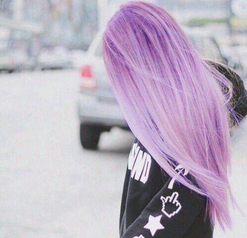 Ragazze con capelli colorati tumblr