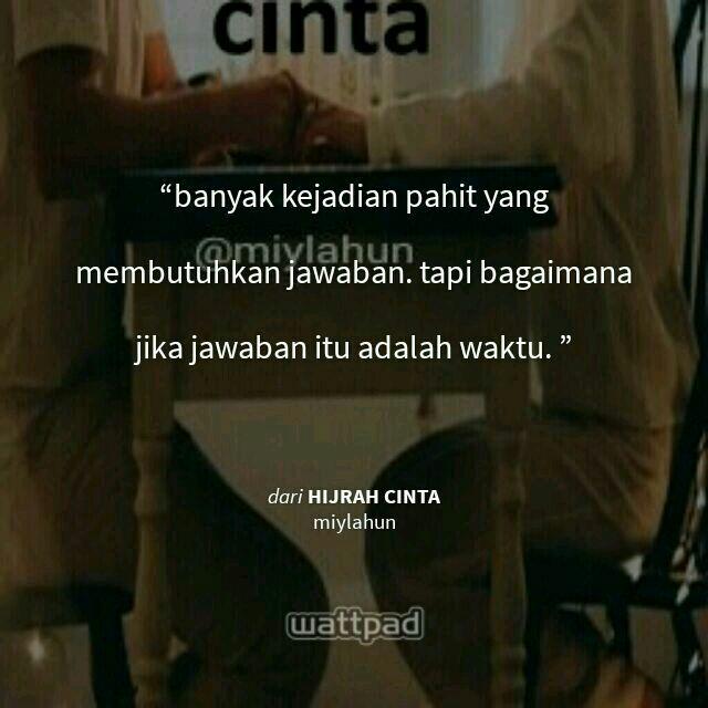 quotes series bagian hijrah cinta wattpad