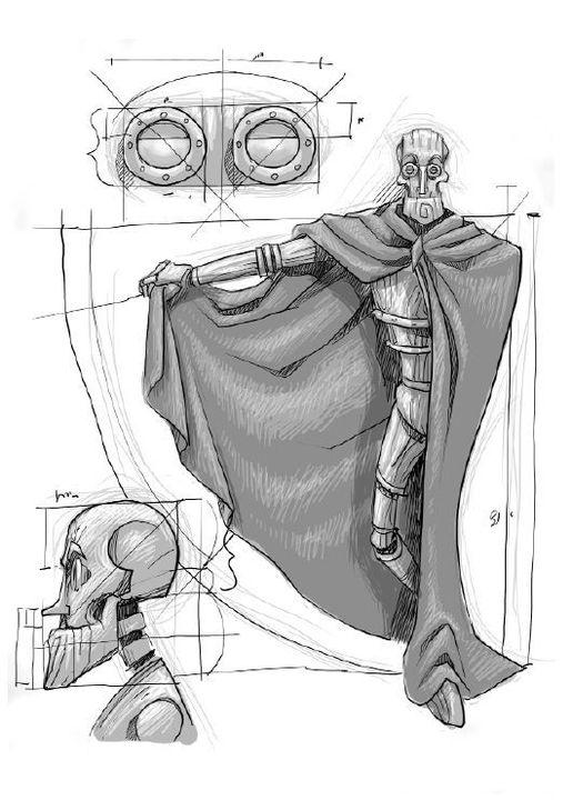 Il Custode del Celato Dalle illustrazioni ufficiali del libro