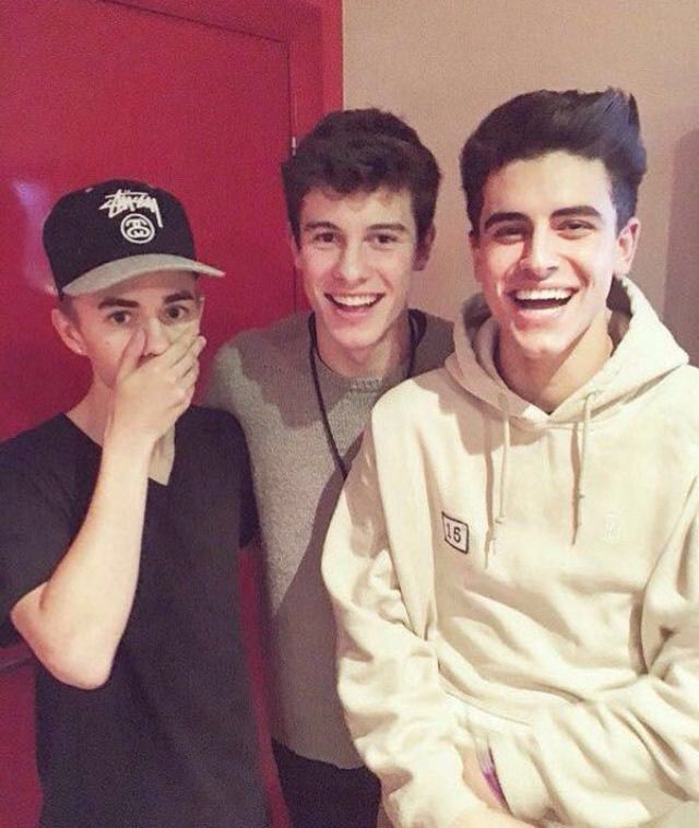 shawnmendes bros through it all