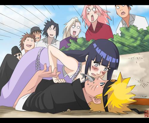 Naruto a ino dating fanfiction