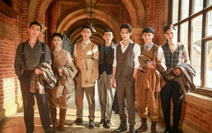 Rekomendasi Drama / Film China & Taiwan - Arsenal Military Academy (2019) -  Wattpad