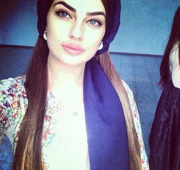 Самые красивые кавказских девушек