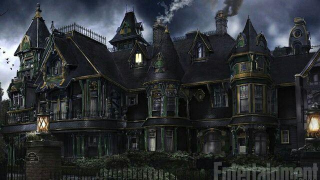 Αποτέλεσμα εικόνας για Dark mansion
