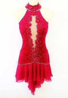 An idea of what dress Alice is wearing