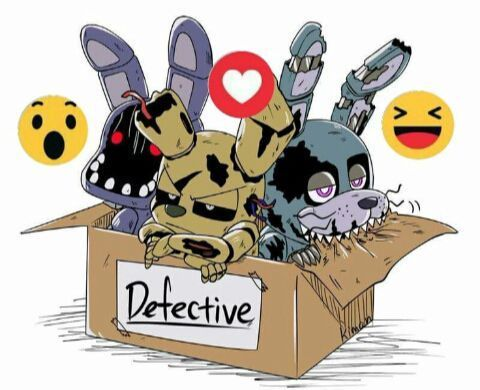 """""""Are you sure that you wanted to do this meme?"""" Springtrap asked Marinette"""