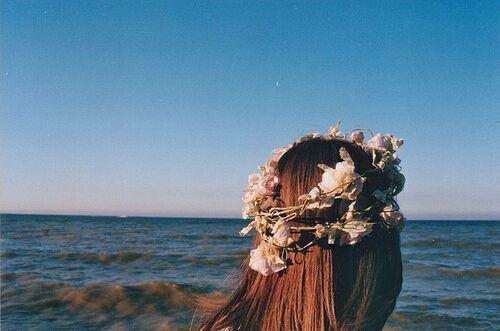 @MelanieM: O amor é como o mar