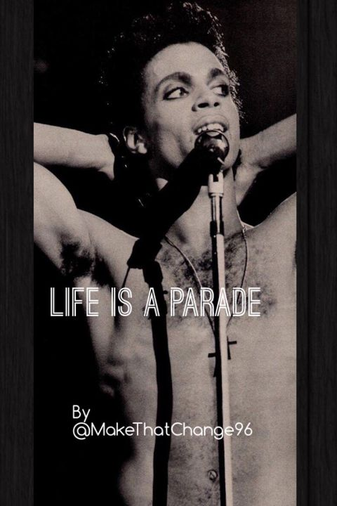 If you're a Prince fan and would like to read it go and read!