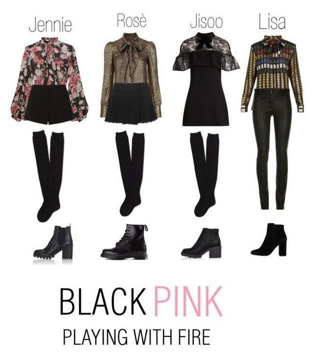 Blackpink Facts Blackpink Inspired Outfits Wattpad
