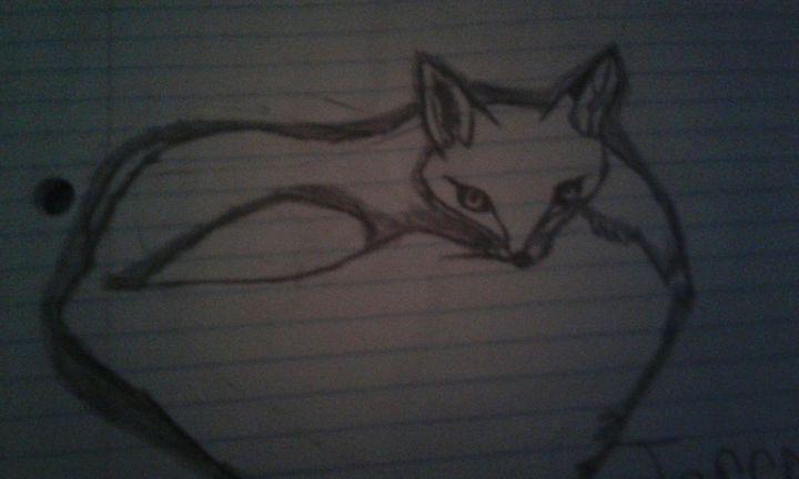 My Own Drawings! - Foxes 😍😍 - Wattpad