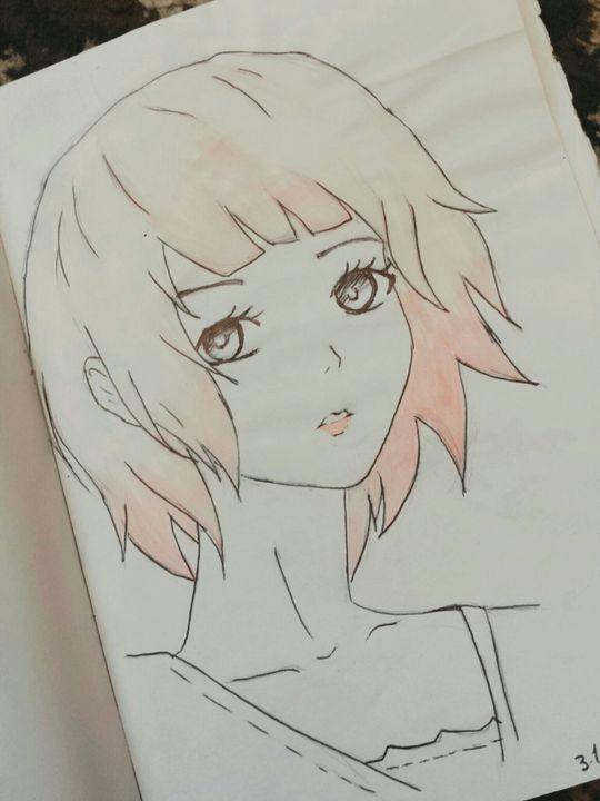 Desene In Creion îmi Place Mult Fata Wattpad