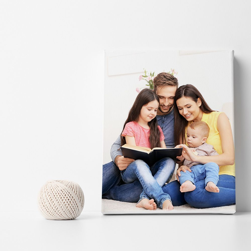 With personalized large canvas prints, you can never have to limit your home decorating style