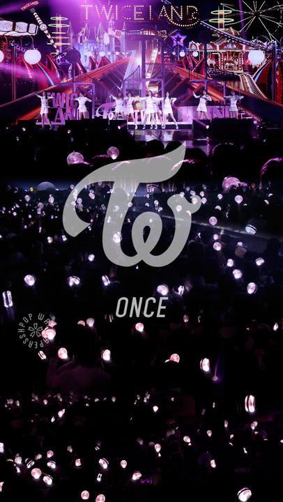 Twice Wallpaper Twice And Other Groups Light Stick 50