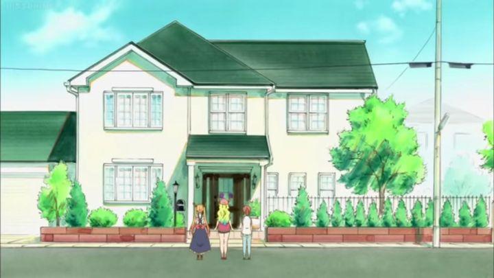 Shouta's house