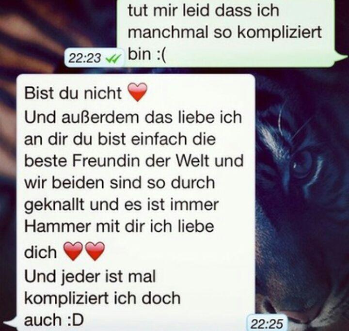 Text für die beste freundin der welt