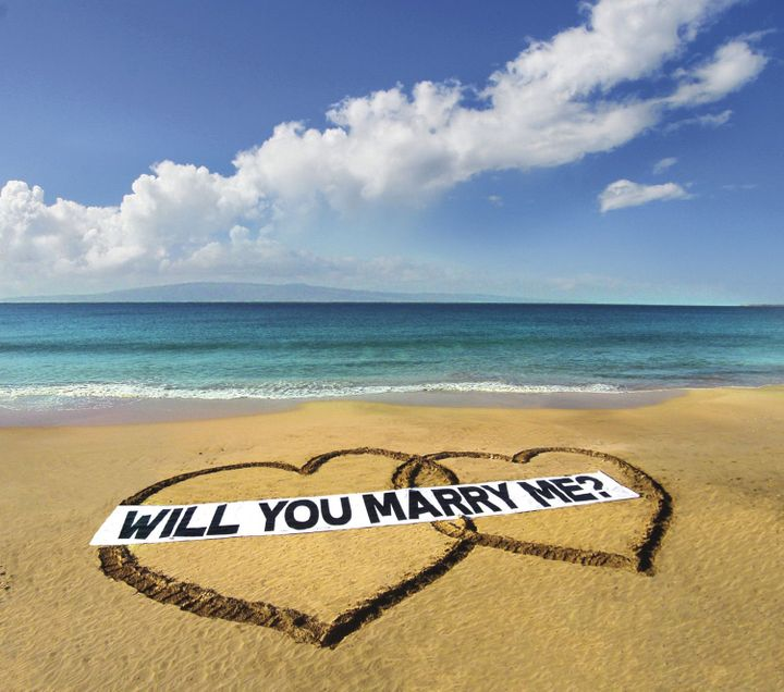 Wedding Proposal Ideas Beach: Torture And Love. ( Raura Love Story )