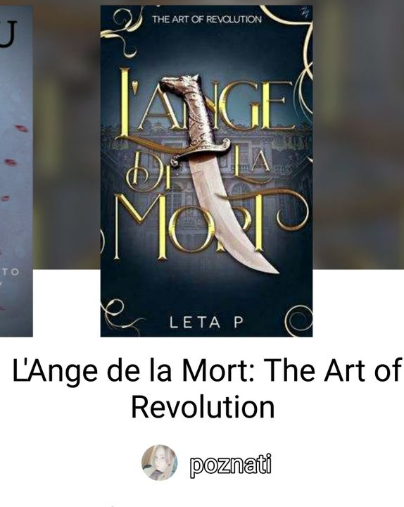 L'Ange de la Mort:The Art of RevolutionpoznatiJudge:Ash_CalebTone:8Mood:10Diction/Syntax:10Grammar/Spelling:20Round 2 Total:48/50Round 1 Total:69/80Overall Total:117/130