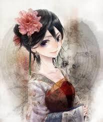 Comienza sobre la bienvenida al mundo de una jóven muy hermosa, con su piel del color de la nieve, ojos color violeta lavanda