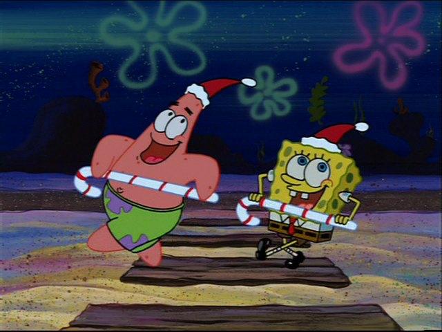 spongebob wattys2015