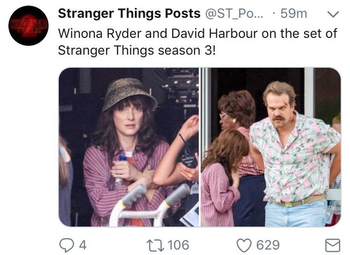 Stranger Things || Random - Fuck yess - Wattpad