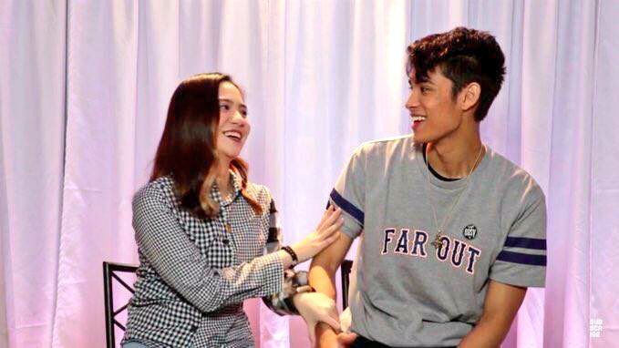 Donny Pangilinan has been rumored to be dating Sharlene San Pedro since they starred as love interests in late 2019's short film for MYX presents, despite the film being released a week ago and rumored break up of Donny Pangilinan and Kisses Delavin