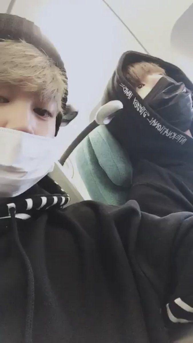 Đó là điều đáng làm khi JM post 1 video họ ngồi cùng nhau trên máy bay :3