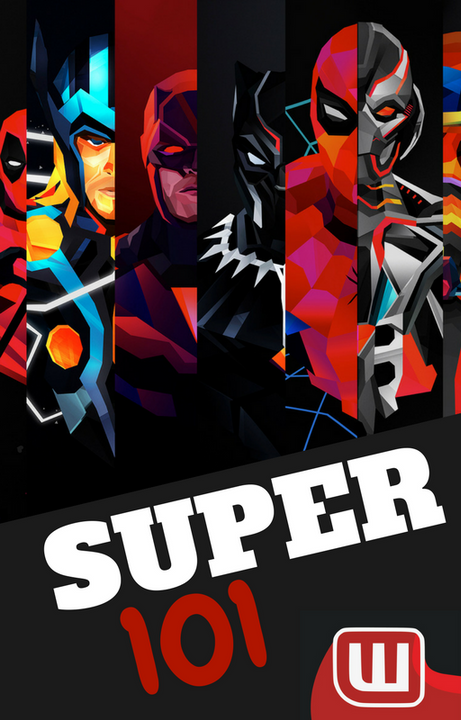 Although I am more villain than a hero I did make these super covers onsuperhero