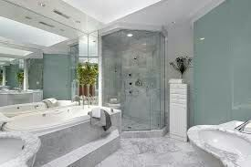 Luke and Michael's master bathroom