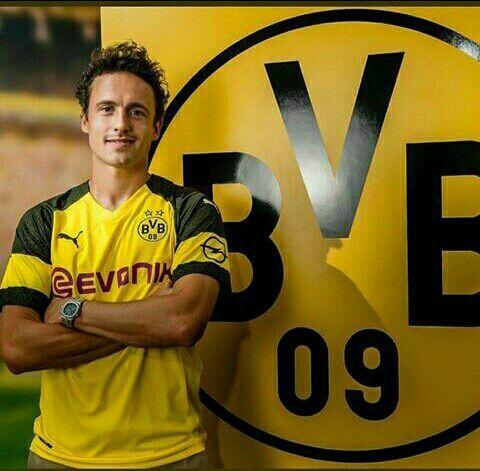 ▶Thomas Delaney (Danish National Team & Borussia Dortmund)