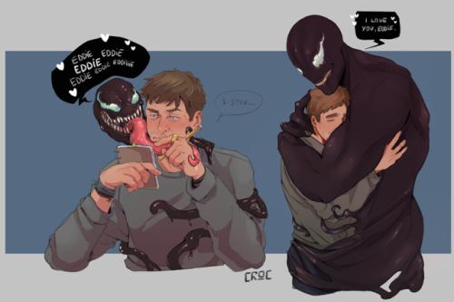 Venom  Eddie One Shots No Smut - Chapter 4 Random -2009