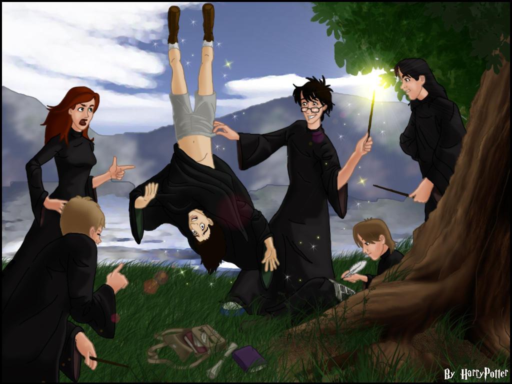 Misunderstood or Monster (Severus Snape) - 'Mudblood' - Wattpad