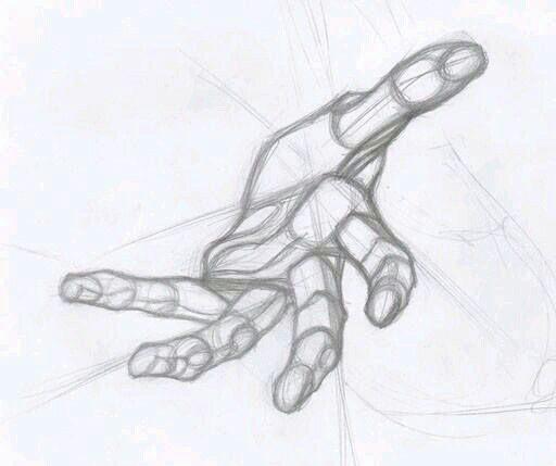 çizim Için Resim 3 El çizim Teknikleri Wattpad