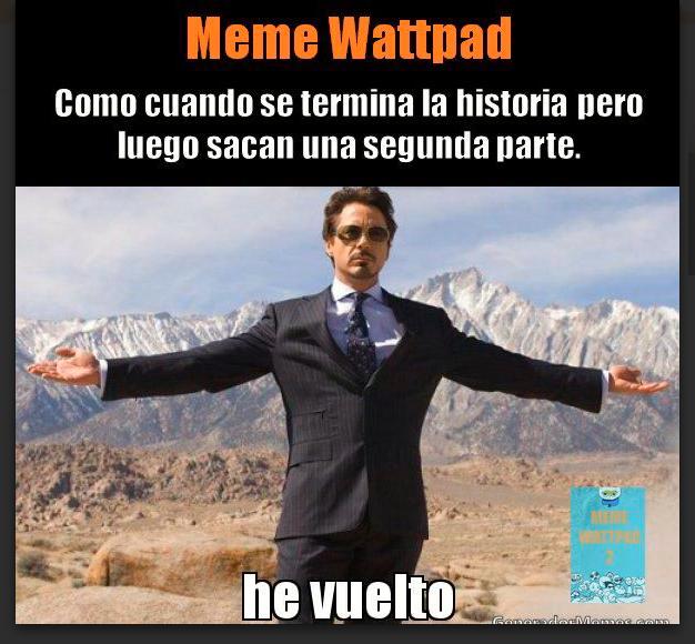 """Acabo de ver este meme y me dije o por dios lo tengo que colocar ksjskjsks Meme robado de """"Meme Wattpad 2"""" de """"@historiasinleer"""""""