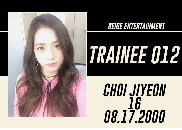 FULL NAME: Choi Ji Yeon / Skylyn ChoiSTAGE NAME: JiyeonNICKNAME: Sky, Rap Queen, ' Eomma 'BIRTHDATE:August 17, 2000KOREAN AGE: 17HEIGHT: 174 cmWEIGHT: 48 kgHOMETOWN: New York, AmericaNATIONALITY: American ETHNICITY: American