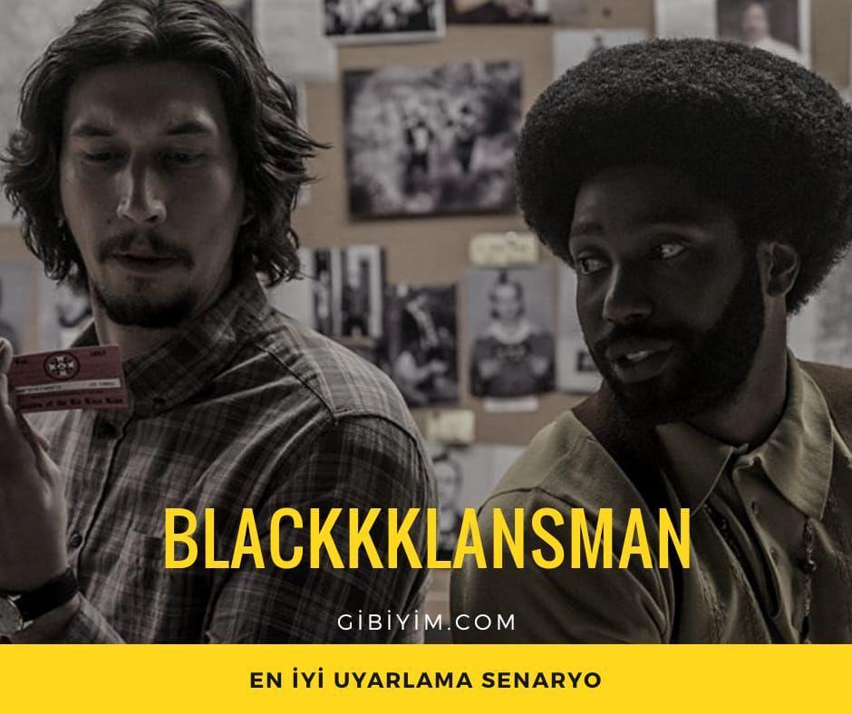 """BlacKkKlansman,"" Spike Lee, David Rabinowitz, Charlie Wachtel, Kevin Willmott"