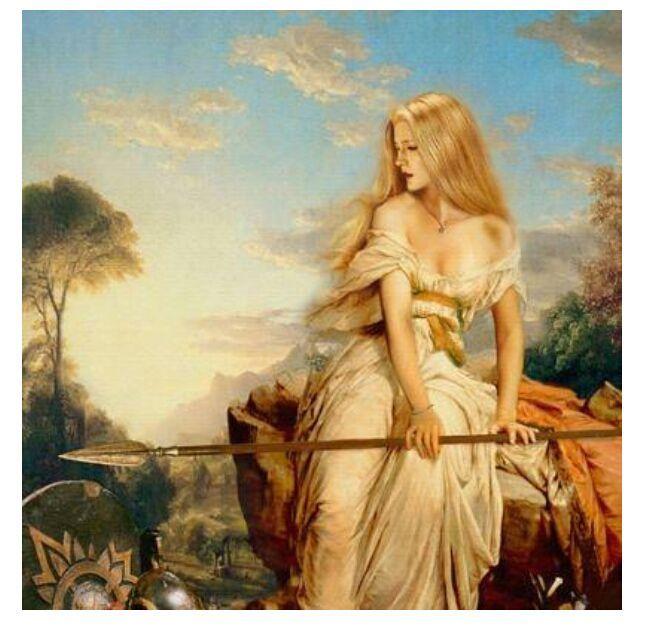 Norse Mythology Freya Goddess Of Love Wattpad